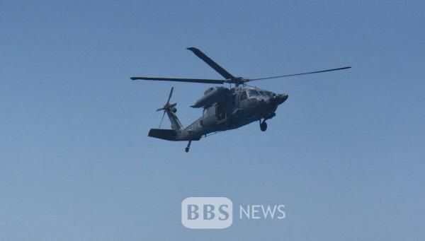 포항 해병대 헬기 추락, 5명 사망·1명 중상...사고원인 조사중