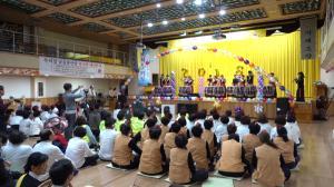 한국불교대학 大관음사, 봉사자 위한 송년법회 봉행