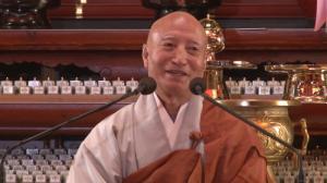 '부처님 되신날' 기념법회...설정 스님, 조계사 특별 법문
