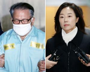 [현장프리즘] 김기춘` 조윤선 2심 형량, 1심보다 무거워져...조윤선 법정구속