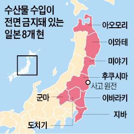 한국, 후쿠시마 수산물 수입금지 WTO 분쟁서 패소