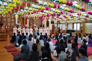 총지종, 부처님 오신 날 기념 봉축 법회 봉행