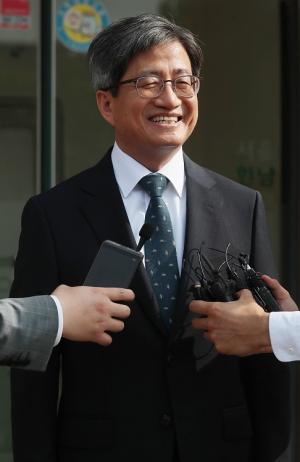 [기자수첩] 춘천법원장 시절
