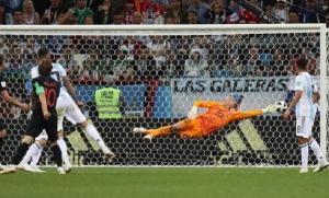 아르헨티나, 크로아티아에 0-3 완패....메시 침묵