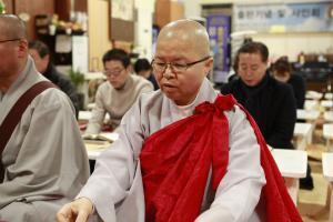 '법화경 전법 도량' 청정사 현중 스님