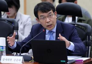"""김종대 """"기무사 개혁, 송영무 아니라 청와대가 미적거린것...중국 개입하는 종전선언 서두를 필요없어"""