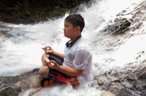 여름 불교 캠프, 도심 속에서도 펼쳐요
