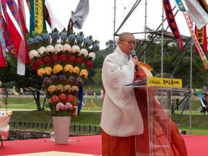 백제 문화제에서 불교 문화의 진수를 만나다